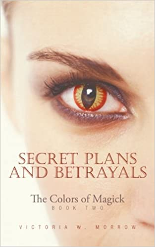 Secret Plans and Betrayals: The Colors of Magick