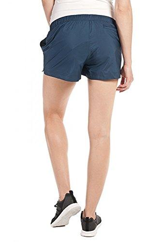 Reebok F Board Short - Pantalón corto para mujer Azul (Maruni)