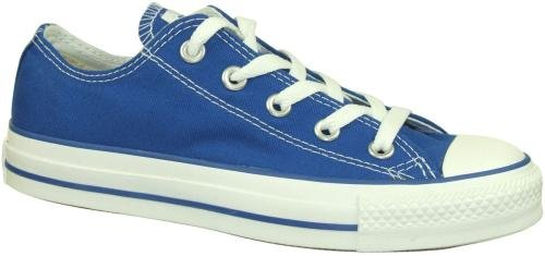 24884b3930e Converse Chuck Taylor All Star Shoes (1J756) Low Top in Royal Blue ...