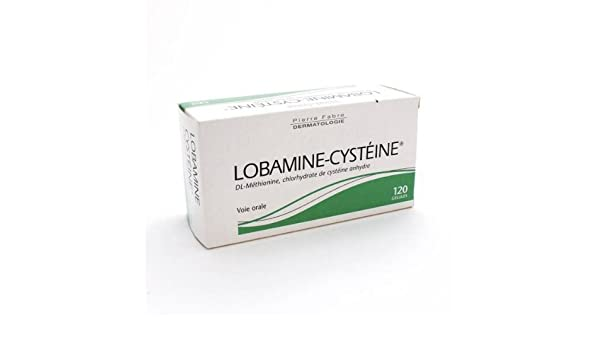 Amazon.com: Lobamine-Cysteine Hair Growth Capsules - 30 Day Treatment Program - 120 Capsules. by Lobamine-Cysteine: Beauty