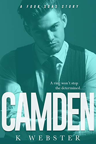 Camden (Four Sons Book 4) by [Webster, K]