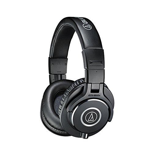 Audio Technica ATH-M40x Professional Studio Monitor Headphone