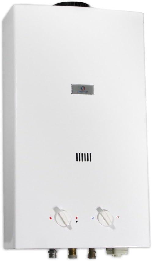 Eccotemp CEI de 12 – Calentador de gas para interiores, propano 50 mbar