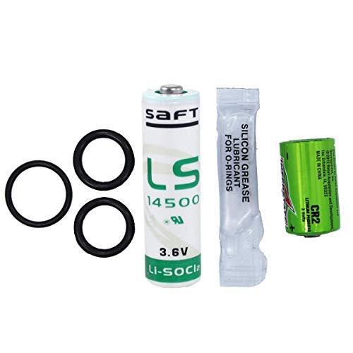 Saft Battery Kit for Shearwater Perdix AI & ()