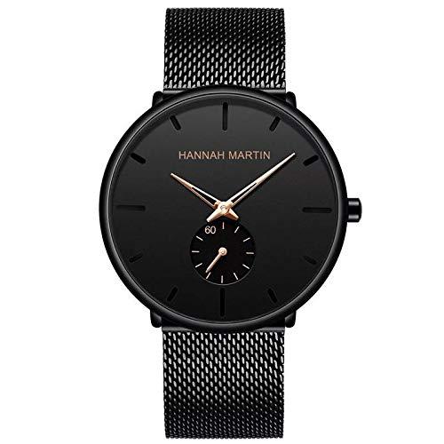 Men's Waterproof Watches Personality Fashion Popular Quartz Watches