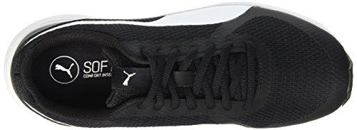 Puma Modern S - Zapatillas de deporte Mujer Negro - negro (Black/White)