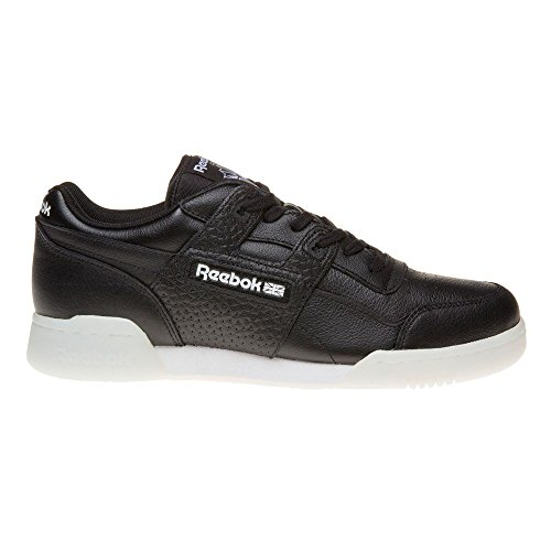 Reebok Workout Plus Id Homme Baskets Mode Noir