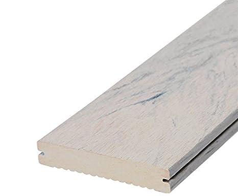Pavimenti In Plastica Per Terrazzi.Pavimenti In Terrazzo Wpc Sandfarben 350 Cm Dream Deck Bicolor