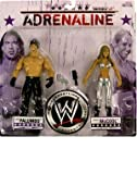 WWE Wrestling Adrenaline Series 31 Action Figure 2-Pack Chuck Palumbo and Michelle McCool
