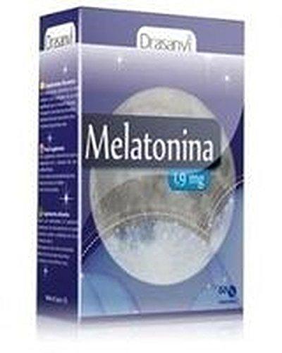 Melatonina 1,9 mg 60 comprimidos de Drasanvi