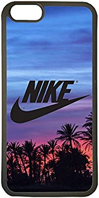 Carcasas de movil fundas tpu compatible con iphone 7 modelo nike palmera