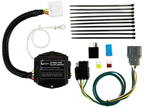 Hopkins 43104 Plug-In Simple Vehicle Wiring Kit