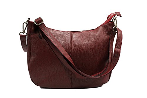 Chloly - Crossed Another Bag Dark Red Skin Woman