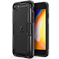 Anker iPhone 8 Case, iPhone 7 Case, KARAPAX Shield Case Soft TPU With Carbon Texture