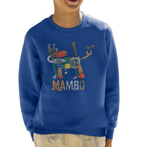 Mambo Junk Yard Dog Kid's Sweatshirt -