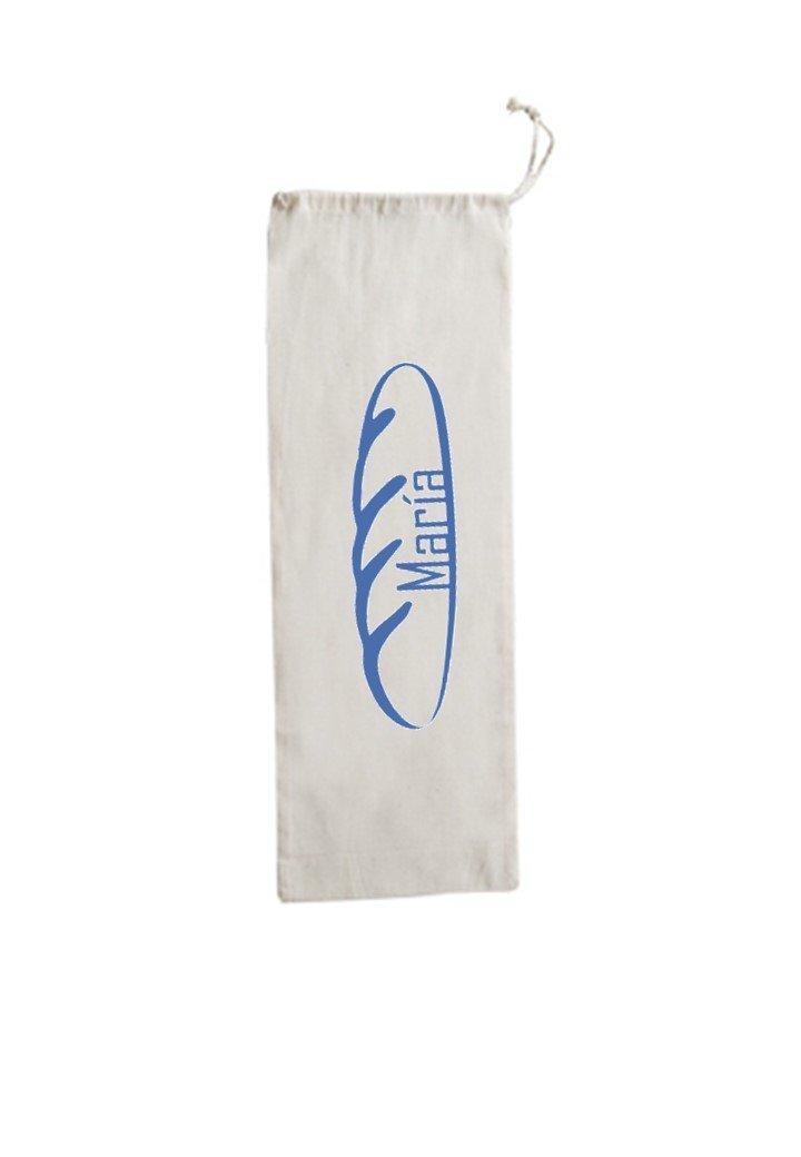 b31e8b0dd Bolsa de pan personalizada. Algodón.: Amazon.es: Handmade
