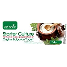 Bulgarian Starter Culture for Traditional Yogurt - natural - up to 20 liters