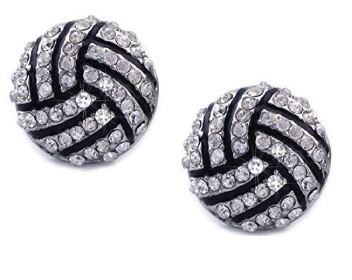 Kenz Laurenz Volleyball Earrings