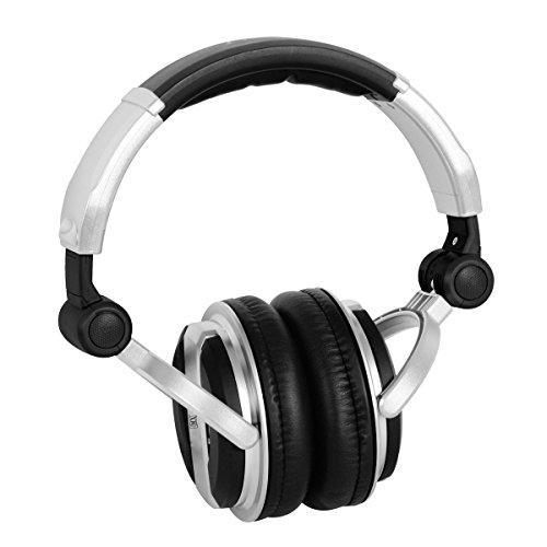 MX DJ 1000 High Definition Headphones  Black