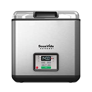 Sous Vide Supreme Water Oven, SVS10LS