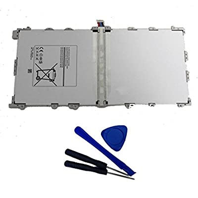 """Powerforlaptop Internal Battery For Samsung Galaxy Note Pro 12.2"""" WiFi P900 P901 P905 T900 T905 SM-P907AZKAATT SM-T900 SM-T905 Tablets T9500 / T9500C / T9500E with opening repair tool kit"""