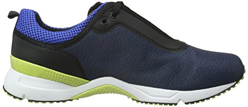 BOSS Green Velocity_Runn_Syme 10191432 01, Zapatillas para Hombre Azul (Dark Blue 401)