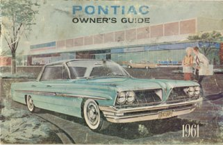 - 1961 Pontiac All-Models owners manual