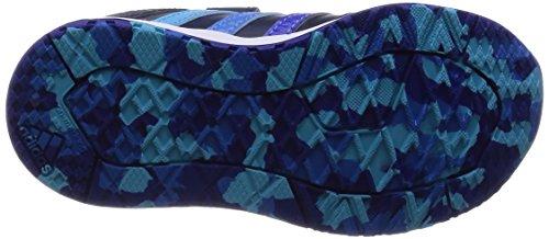adidas Unisex-Kinder Snice 4 CF I Lauflernschuhe Marineblau/Blau