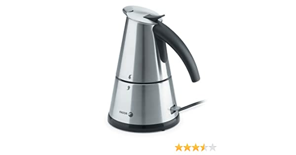 Fagor - Cafetera Espresso Cei600, Electrica: Amazon.es: Hogar
