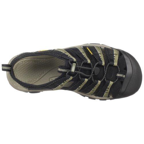 De Marche Stone KEEN H2 Newport Black Grey Sandal AwqwPfxT