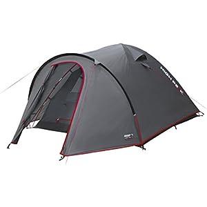 41iSou3%2BBEL. SS300 High Peak Kuppelzelt Nevada 3, Campingzelt mit Vorbau, Iglu-Zelt für 3 Personen, doppelwandig, wasserdicht…