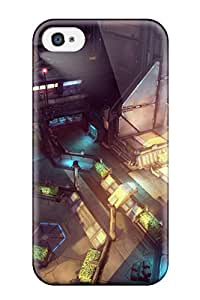New Arrival Premium 4/4s Case Cover For Iphone (borderlands: The Pre-sequel)
