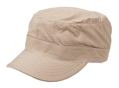 MFH BDU Ripstop Field Cap Khaki size L ()