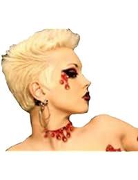 Blood Choker Glitter Professional Make up Costume Accessory