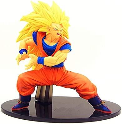 JSFQ Super Saiyan Son Goku, Estatua de colección de Juguetes ...