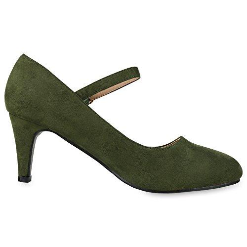 napoli-fashion - Cerrado Mujer Verde
