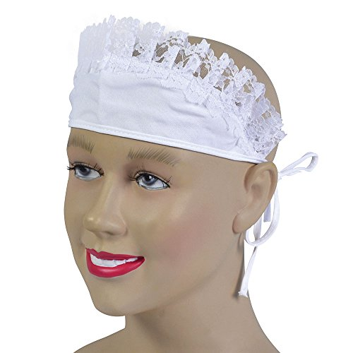 Bristol Novelty BH372 French Maid Hat, One Size