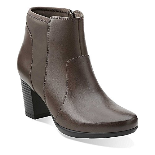 Clarks Kvinna Löfte Camp Boot Brown