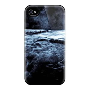 VpINlyW1360cbOZe Case Cover, Fashionable Iphone 4/4s Case - Eerie Lonely Night