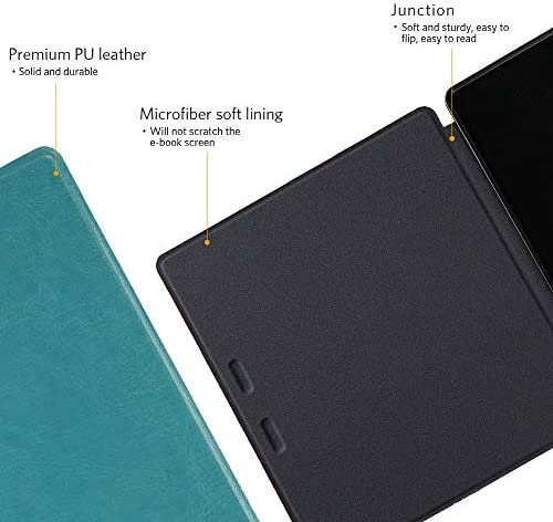 Premium PU Leather Smart Cover