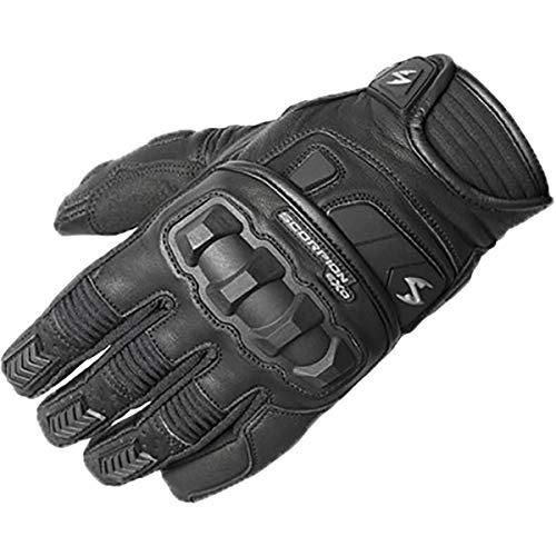 Icon Mens Denim Jacket - ScorpionExo Men's Klaw II Gloves(Black, Large), 1 Pack