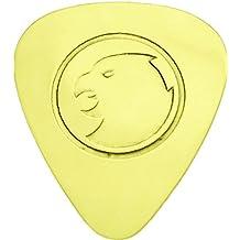 Hawkman - Solid Brass Guitar Pick