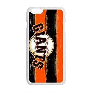 Baseball Giants Cell Phone Case for Iphone 6 Plus