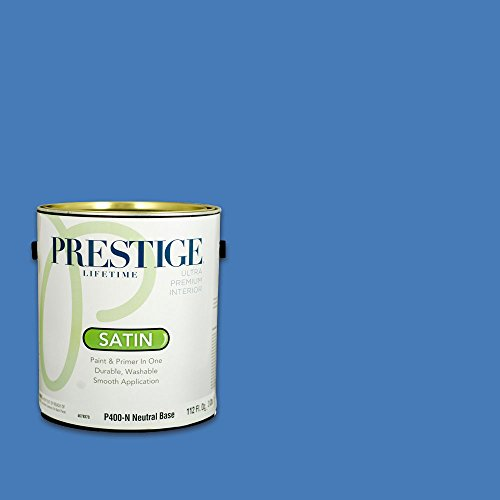 Prestige Blues and Purples 6 of 8, Interior Paint and Pri...