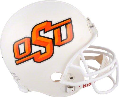 Oklahoma State Cowboys Deluxe Replica Riddell Helmet ()
