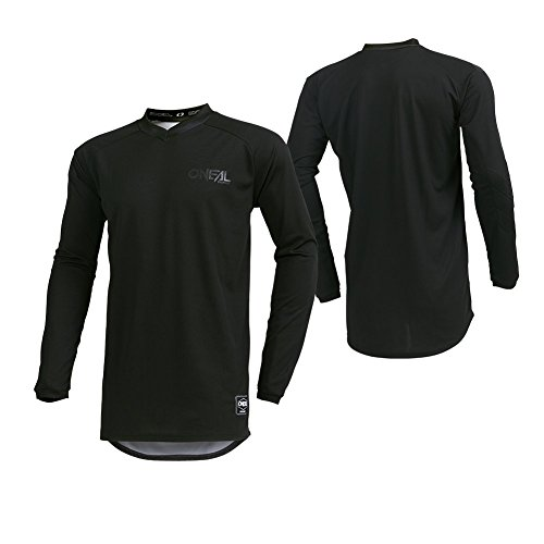 - O'Neal Men's Element Classic Jersey (Black, X-Large)