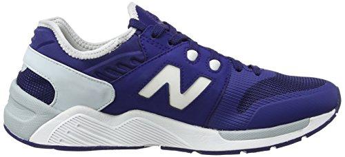 New Homme Sneakers Balance Basses 9 blau Bleu rAfwrSvcqR