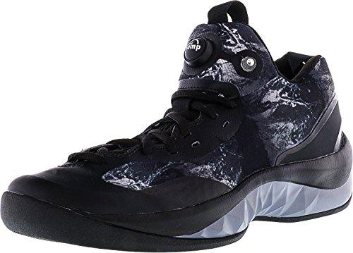 Reebok Heren Z Pump Aanleiding Enkel-hoge Basketbalschoen Black