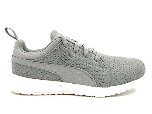 Puma - Zapatillas para hombre gris gris