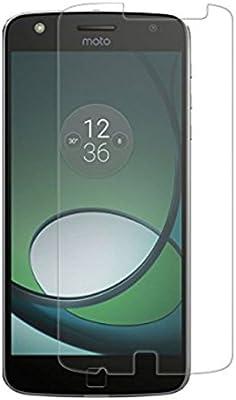 Granadatech Cristal Templado para Motorola Moto Z Play l Protector de Pantalla, Calidad HD, Grosor 0,3mm, Bordes Redondeados 2,5D, Resistencia 9H: Amazon.es: Electrónica
